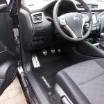 NISSAN QASHQAI II FOOTREST - Quality interior & exterior steel car accessories and auto parts