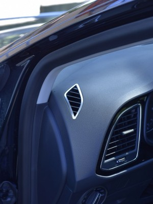 SEAT LEON III DEFROST VENT COVER - Quality interior & exterior steel car accessories and auto parts