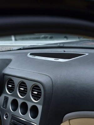 ALFA ROMEO 159 FRONT WINDOW VENT COVER - Quality interior & exterior steel car accessories and auto parts