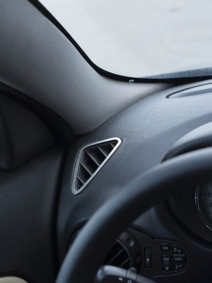 ALFA ROMEO 147 DEFROST VENT COVER - Quality interior & exterior steel car accessories and auto parts