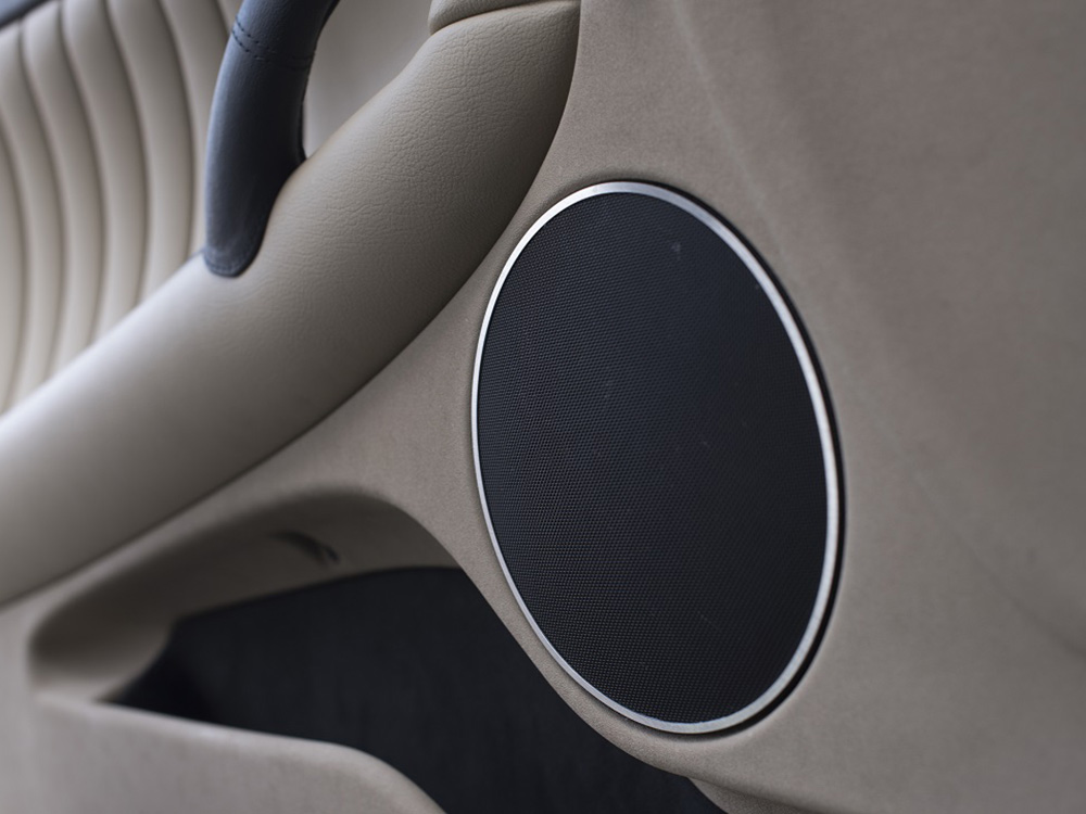 ALFA ROMEO 147 SPEAKER COVER - Quality interior & exterior steel car accessories and auto parts