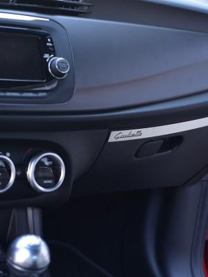 ALFA ROMEO GIULIETTA GLOVE BOX COVER - Quality interior & exterior steel car accessories and auto parts