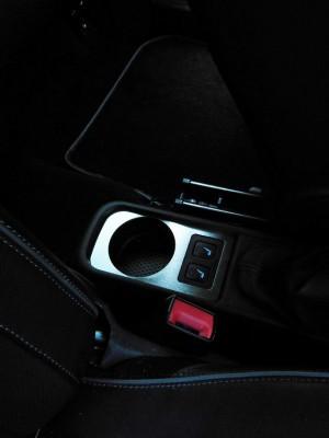 ALFA ROMEO MITO CUP HOLDER COVER - Quality interior & exterior steel car accessories and auto parts