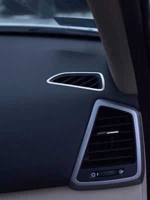 HYUNDAI TUCSON DEFROST VENT COVER - Quality interior & exterior steel car accessories and auto parts
