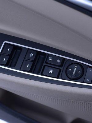 HYUNDAI TUCSON DOOR CONTROL PANEL COVER - Quality interior & exterior steel car accessories and auto parts