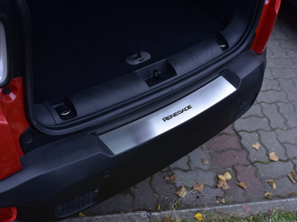 JEEP RENEGADE REAR BUMPER PROTECTION COVER