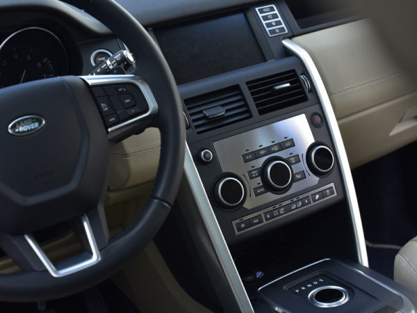 LAND ROVER DISCOVERY SPORT BUTTONS COVER - Quality interior & exterior steel car accessories and auto parts