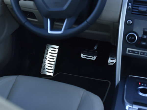 LAND ROVER DISCOVERY SPORT PEDALS AND FOOTREST - Quality interior & exterior steel car accessories and auto parts