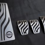 NISSAN JUKE PEDALS AND FOOTREST - Quality interior & exterior steel car accessories and auto parts