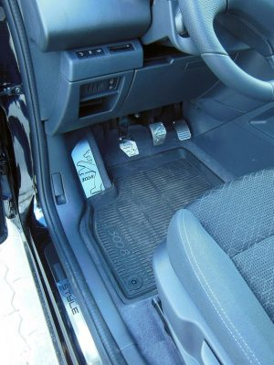 PEUGEOT 3008 PEDALS AND FOOTREST - Quality interior & exterior steel car accessories and auto parts