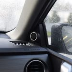 TOYOTA AURIS TWEETER COVER - Quality interior & exterior steel car accessories and auto parts