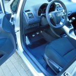 TOYOTA AURIS PEDALS AND FOOTREST - Quality interior & exterior steel car accessories and auto parts