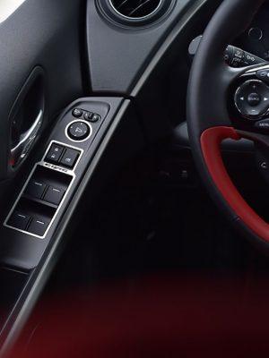 HONDA CIVIC IX DOOR CONTROL PANEL COVER - Quality interior & exterior steel car accessories and auto parts