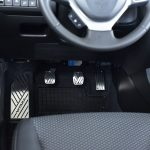 SUZUKI VITARA II PEDALS AND FOOTREST - Quality interior & exterior steel car accessories and auto parts