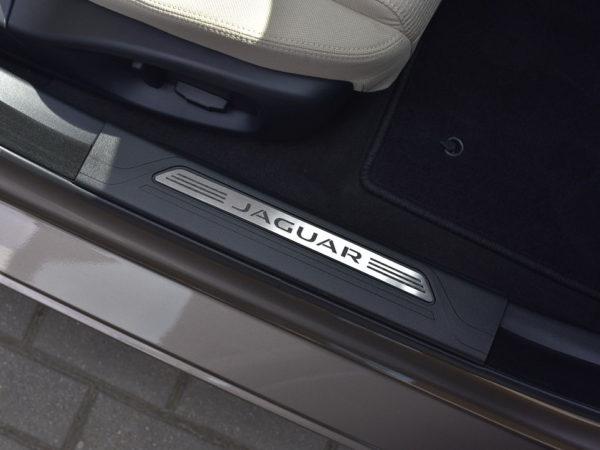 JAGUAR XE DOOR SILLS - Quality interior & exterior steel car accessories and auto parts
