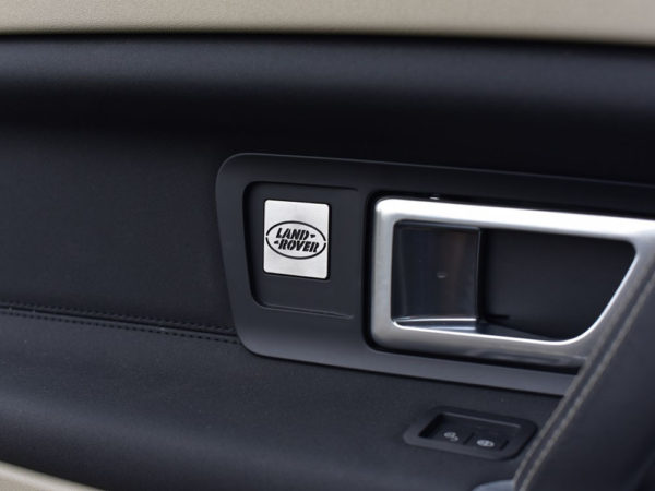 LAND ROVER DISCOVERY SPORT HANDLE EMBLEM COVER - Quality interior & exterior steel car accessories and auto parts