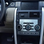 LAND ROVER DISCOVERY SPORT CLIMATE CONTROL COVER - Quality interior & exterior steel car accessories and auto parts