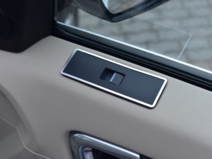LAND ROVER DISCOVERY SPORT DOOR SWITCHES COVER - Quality interior & exterior steel car accessories and auto parts