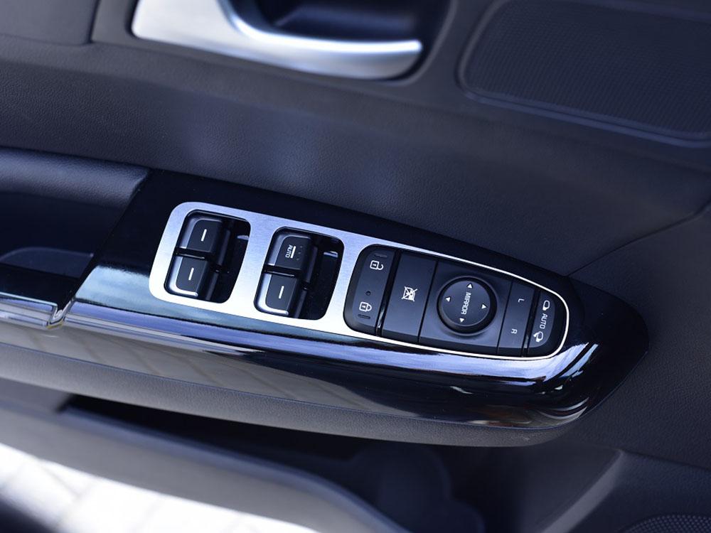 Kia Sportage Iv Door Control Panel Cover Autocovr
