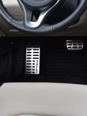 KIA OPTIMA FOOTREST - Quality interior & exterior steel car accessories and auto parts