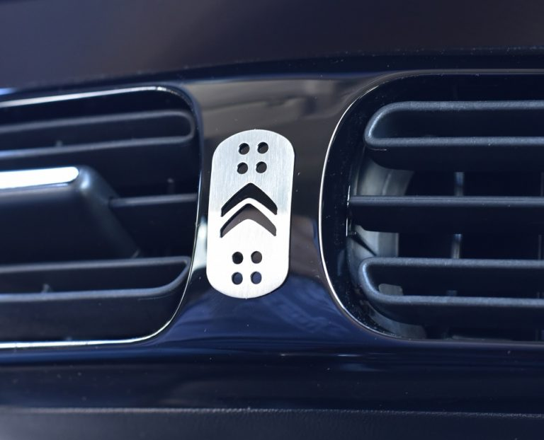 CITROEN C4 CACTUS EMBLEM COVER - Quality interior & exterior steel car accessories and auto parts