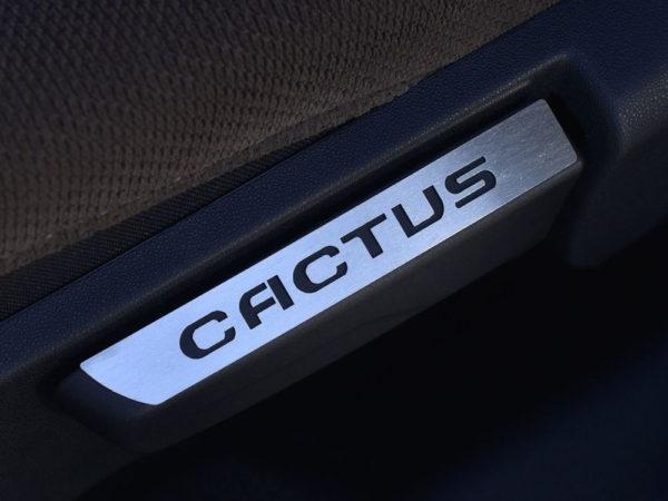 CITROEN C4 CACTUS FRONT SEAT COVER - Quality interior & exterior steel car accessories and auto parts
