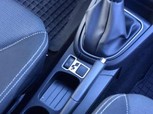 RENAULT CLIO IV CENTER CONSOLE EMBLEM COVER - Quality interior & exterior steel car accessories and auto parts