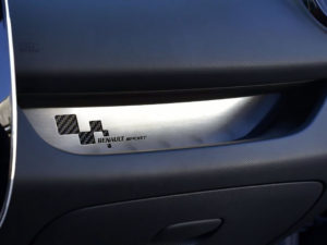 RENAULT CLIO IV GLOVE BOX COVER - Quality interior & exterior steel car accessories and auto parts