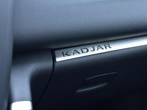 RENAULT KADJAR GLOVE BOX COVER - Quality interior & exterior steel car accessories and auto parts