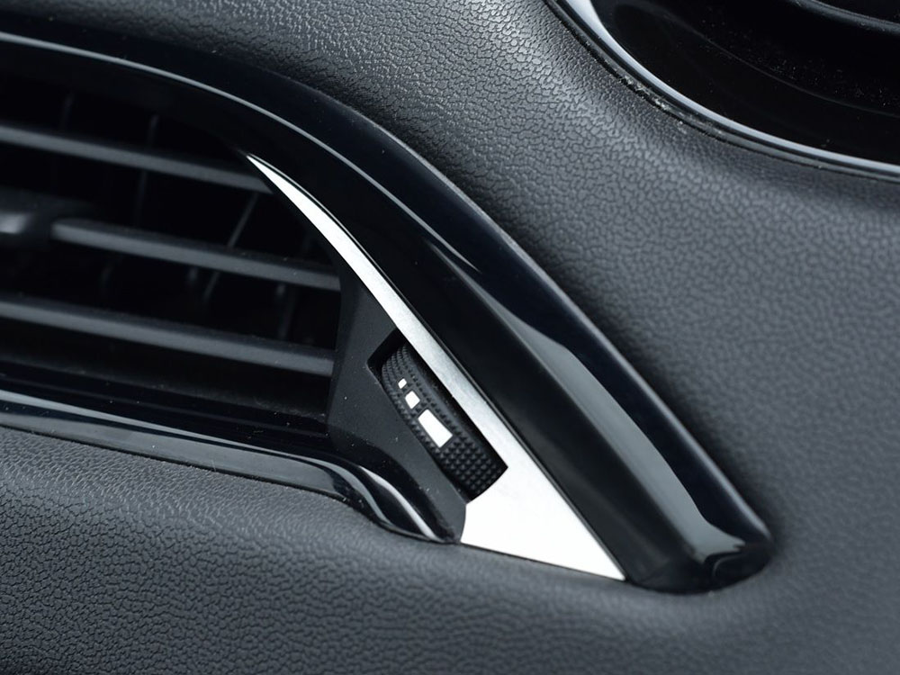 PEUGEOT 208 2008 AIR VENT COVER - Quality interior & exterior steel car accessories and auto parts