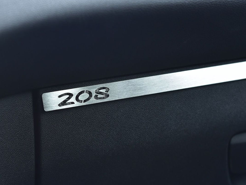 PEUGEOT 208 GLOVE BOX COVER - Quality interior & exterior steel car accessories and auto parts