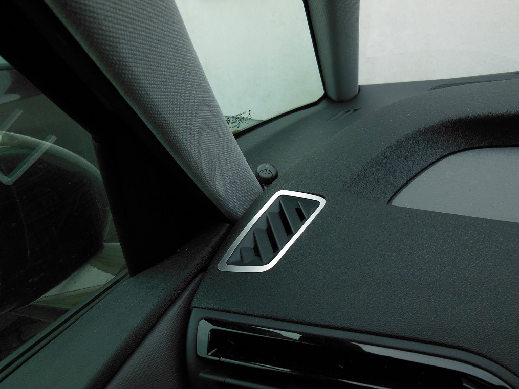 CITROEN C4 PICASSO DEFROST VENT COVER - Quality interior & exterior steel car accessories and auto parts
