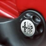 ALFA ROMEO 147 FRONT SEAT ADJUSTMENT KNOB COVER - Quality interior & exterior steel car accessories and auto parts