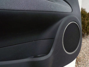 FIAT GRANDE PUNTO EVO SPEAKER COVER - Quality interior & exterior steel car accessories and auto parts