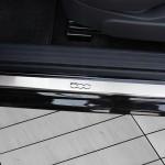 FIAT 500 DOOR SILLS - Quality interior & exterior steel car accessories and auto parts