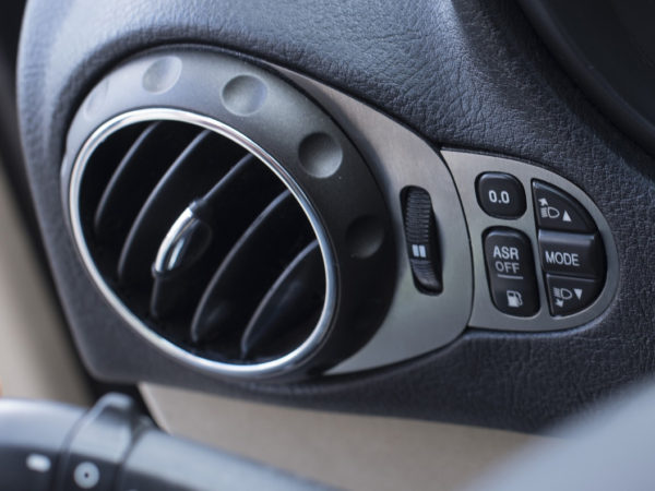 ALFA ROMEO 147 LIGHT POSITION AND VENT COVER - Quality interior & exterior steel car accessories and auto parts