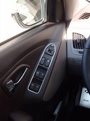 HYUNDAI IX35 DOOR CONTROL PANEL COVER - Quality interior & exterior steel car accessories and auto parts