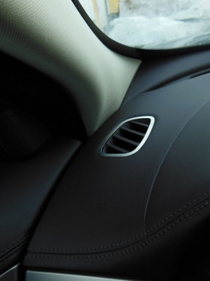 JAGUAR XF DEFROST VENT COVER - Quality interior & exterior steel car accessories and auto parts