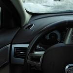 JAGUAR XF DEFROST VENT COVER - Quality interior & exterior steel car accessories and auto parts