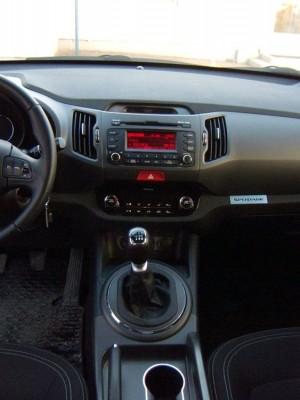 KIA SPORTAGE EMBLEM DECOR COVER - Quality interior & exterior steel car accessories and auto parts