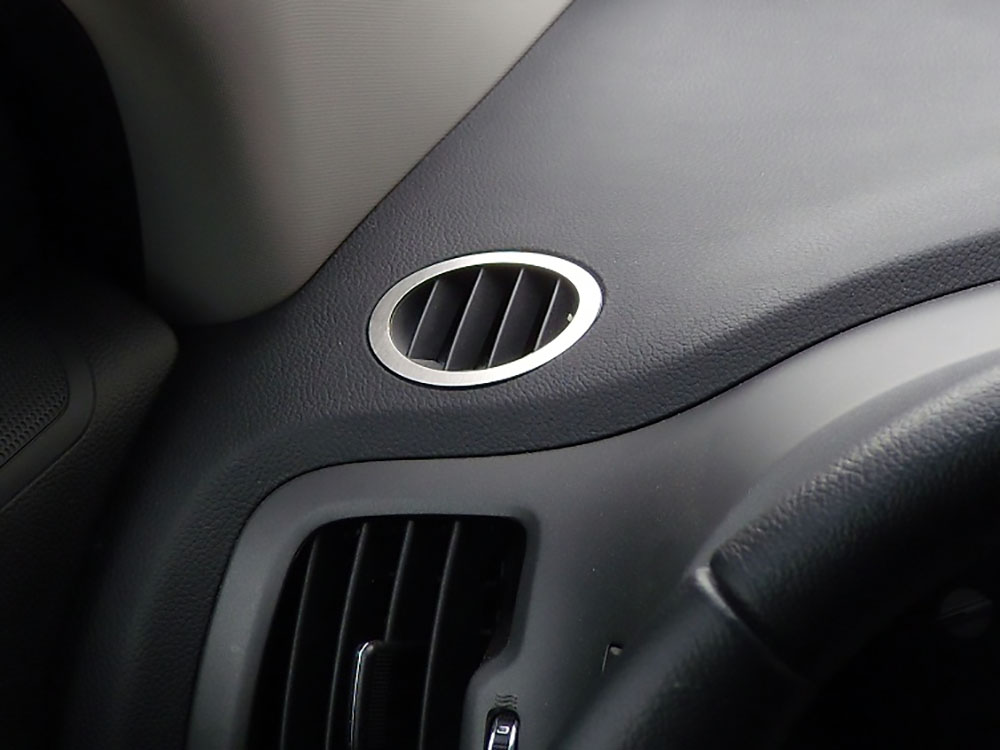 KIA SPORTAGE DEFROST VENT COVER - Quality interior & exterior steel car accessories and auto parts