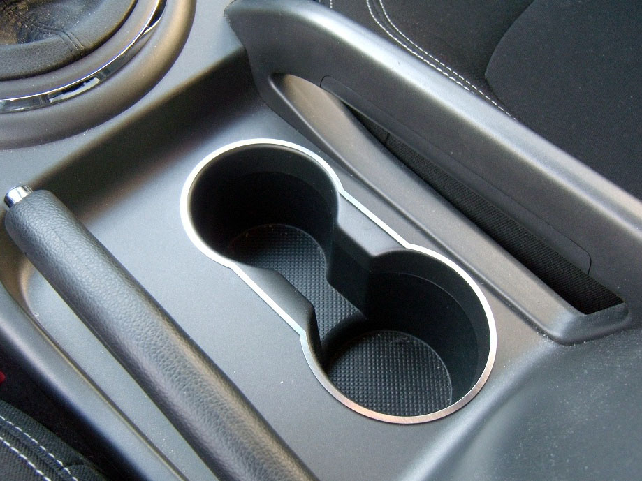 KIA SPORTAGE CUP HOLDER COVER - Quality interior & exterior steel car accessories and auto parts