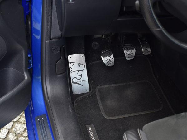 PEUGEOT 206 207 208 2008 RCZ FOOTREST - Quality interior & exterior steel car accessories and auto parts