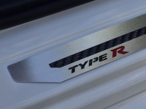 HONDA CIVIC X TYPE R FK8 DOOR SILLS - Quality interior & exterior steel car accessories and auto parts