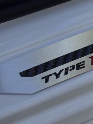 HONDA CIVIC X TYPE R FK8 DOOR SILLS - Quality interior & exterior steel car accessories and auto parts