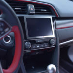 HONDA CIVIC X & TYPE R V FK8 DISPLAY SCREEN COVER - Quality interior & exterior steel car accessories and auto parts crafted with an attention to detail.