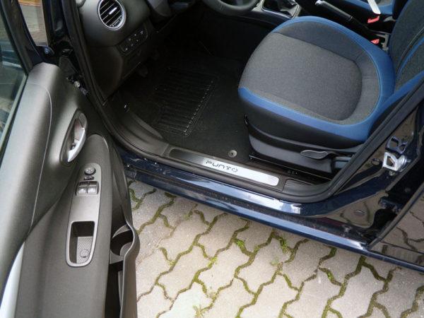 FIAT PUNTO DOOR SILLS - Quality interior & exterior steel car accessories and auto parts