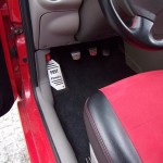 FIAT PANDA II PEDALS AND FOOTREST - Quality interior & exterior steel car accessories and auto parts