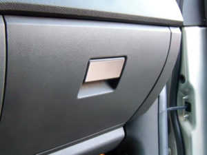 FORD MONDEO MK3 GLOVE BOX HANDLE COVER - Quality interior & exterior steel car accessories and auto parts