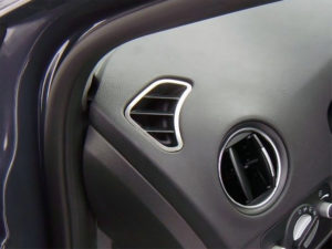 FORD MONDEO MK4 DEFROST VENT COVER - Quality interior & exterior steel car accessories and auto parts